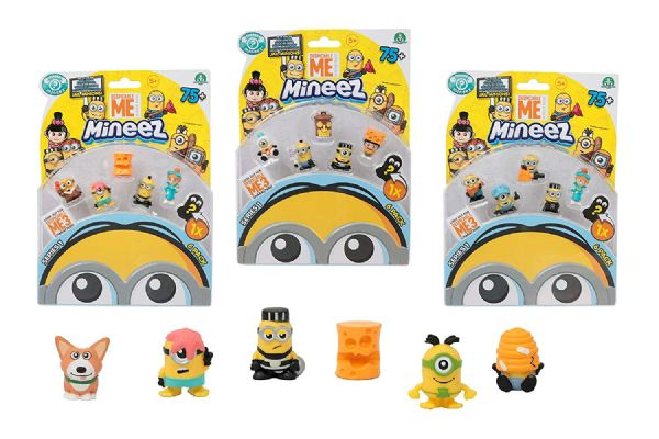 Despicable Me Mineez 6 pack Deluxe x 1